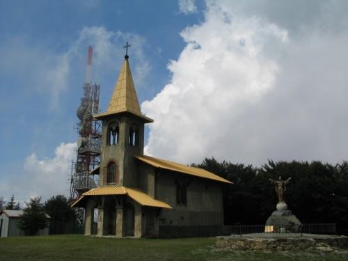 Sassello - Chiesa della Regina Pacis