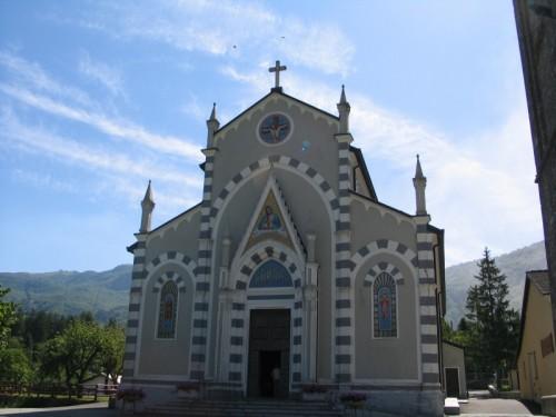 Santo Stefano d'Aveto - Santuario della Madonna di Guadalupe