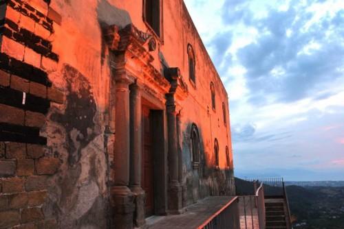 Santa Lucia del Mela - Porta Santuario Madonna della Neve