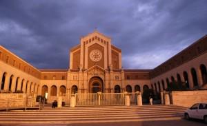 Prima del temporale- Santa Maria Goretti. Nettuno