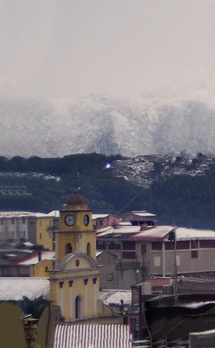 Arbus - - con la neve -