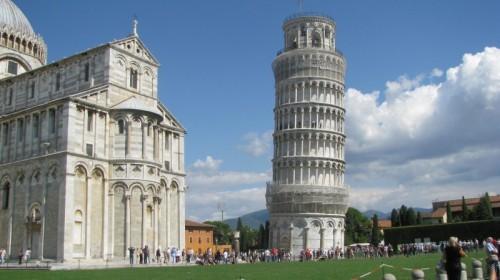 Pisa - La Cattedrale e la torre