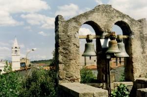 I campanili di Ottana
