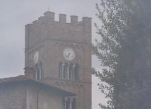 la Torre nella Nebbia