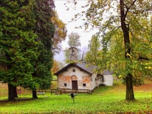 Chiesa della Madonna di Luzzara - Gozzano (NO)