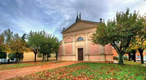 Soliera - Chiesa di S, Pietro in Vincoli - Limidi di Soliera - (MO)