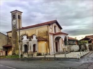 Chiesa dei Santi Nazario e Celso - Agnellengo farz. di Momo (NO)