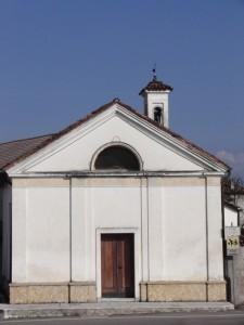 Chiesetta di San Michele Arcangelo - località Ignan