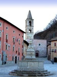 San Francesco e la fonte