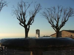 Ultimi raggi su Assisi