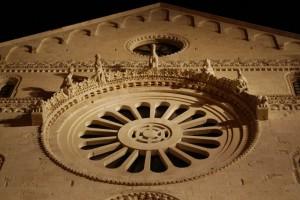 Rosone della Cattedrale di San Sabino