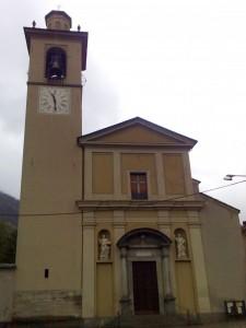 Chiesa di S. Stefano a Castiglione D'intelvi (Co)