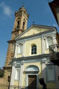 La Morra - Chiesa della confraternita di San Sebastiano