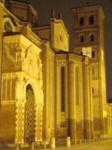 Il Duomo di notte! …Asti