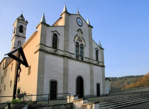 Molare - Santuario Madonna delle Rocche
