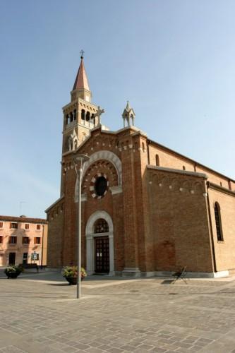Cavallino-Treporti - chiesa di treporti 1