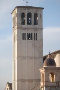 Campanile Assisi