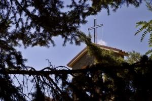 La piccola chiesetta di Sommati