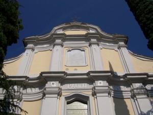 Zavattarello, Chiesa di San Paolo