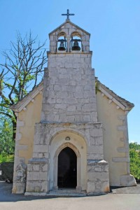Chiesetta medievale carsica