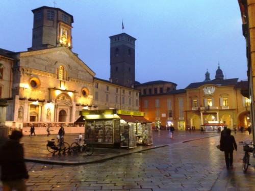 Reggio Emilia - Piazza Prampolini (Duomo di Reggio Emilia)