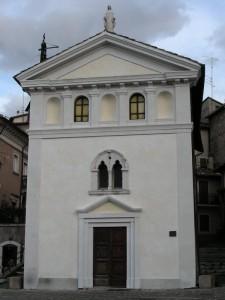 Chiesa di San Michele Arcangelo - Rocca di Mezzo (AQ)