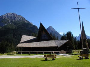 Madonna Degli Alpini - Val Visdende - Sappada (BL)