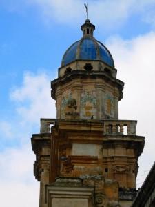 Santa Maria dell'idria Ragusa Ibla campanile