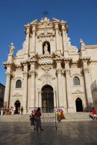 Siracusa il Duomo