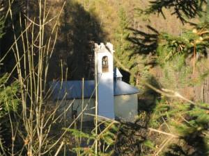 La chiesetta  di Grea