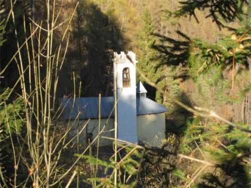 Domegge di Cadore - La chiesetta  di Grea