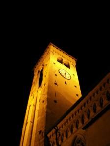 scorcio Duomo di Valvasone