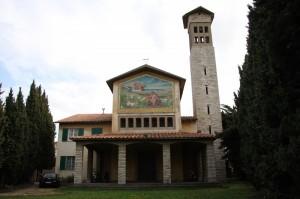 Chiesa dell'Apparizione - Ardenza - Livorno