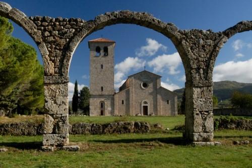 Castel San Vincenzo - Abbazia di San Vincenzo