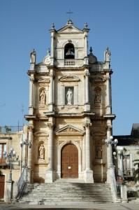 Chiesa del Carmine - Floridia