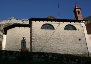 Chiesa Valnuvola