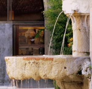Fontana nel Castelvecchio