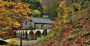 Santuario Madonna del Faggio - Castelluccio - Porretta terme (BO).