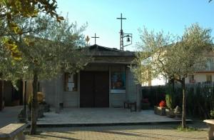 Calcata - Cappellina dei Santi Cornelio e Cipriano