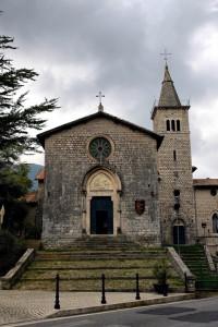 Carpineto - Chiesa di San'Agostino e Convento