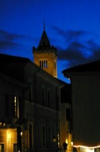 campanile della cattedrale di S.Maria