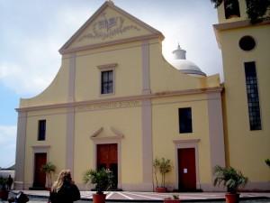 Chiesa San Vincenzo - Lipari