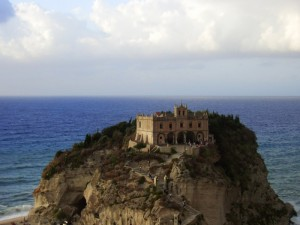 Santa Maria dell' Isola- Tropea