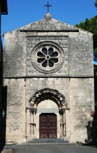 Chiesa dell'Annunziata-Tarquinia