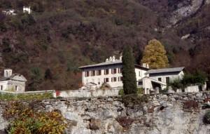 Palazzo Vertemate e Cappella di Santa Maria Incoronata e dei Santi Antonio Abate e Francesco di Assisi