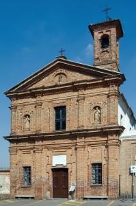 Rivoli - Chiesa della Croce Dorata