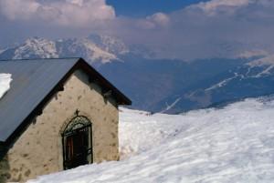 Chiesetta di San Colombano sopra Oga in Valdisotto