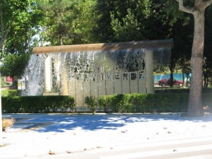 fontana di Portoverde