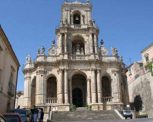 Palazzolo Acreide - Chiesa di San Paolo ad Agosto
