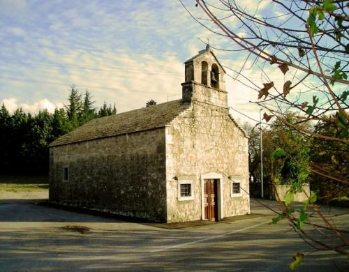 San Dorligo della Valle-Dolina - Chiesetta di San Lorenzo
